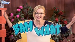 getlinkyoutube.com-Liv and Maddie - BAM WHAT! Mash Up Song! - Disney Channel UK HD