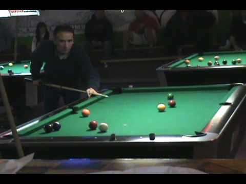 Dr. Cue Pool Tournament 8 Ball game Safety Battle Pueblo CO
