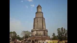 Historical Place The Pandua Tower & 22 Duari