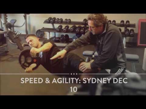 Frans Bosch Seminars: Speed & Agility (Sydney, December 10 2016)