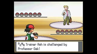 getlinkyoutube.com-Pokemon Multiverse - Ash vs Professor Oak (Sinnoh League team)