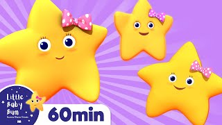 getlinkyoutube.com-Twinkle Twinkle Little Star | Part 2 | Plus Lots More Nursery Rhymes | From LittleBabyBum!