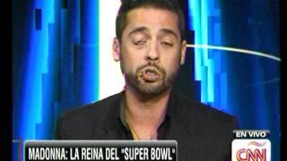 getlinkyoutube.com-Madonna Super Bowl, Reportaje de Showbiz - CNN En Español