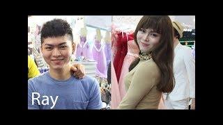 getlinkyoutube.com-Makeup tutorial boy to girl (Dressed up)/ Makeup ✔