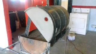 getlinkyoutube.com-como hacer asador de barril