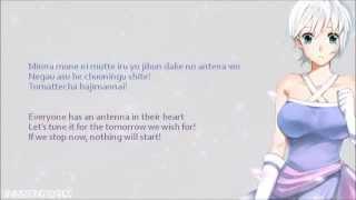 [FULL] Fairy Tail ED 8 -『Don't Think. Feel!!!』- Original/English