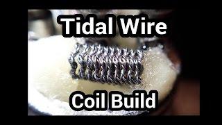 getlinkyoutube.com-Tidal Wire Coil Build