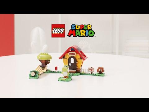 LEGO Super Mario Mario's House & Yoshi Expansion Set - 71367