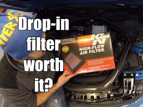 Vlog 14: Are drop-in air filters really worth it in an M3 or M4?