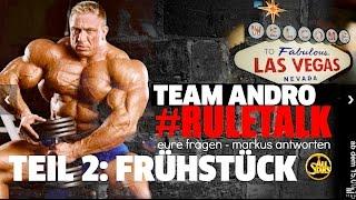 getlinkyoutube.com-Markus mit Team-Andro in Las Vegas: Frühstück und Smalltalk