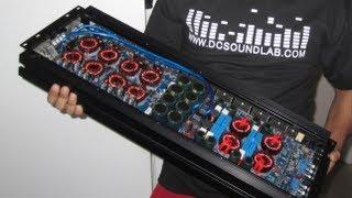 getlinkyoutube.com-Unboxing New Amplifier!!! 5,000 watts of pure BASS!!!