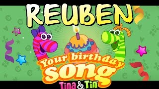 getlinkyoutube.com-Tina&Tin Happy Birthday REUBEN