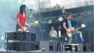 [HD] Destine- In Your Arms | Rock For People '11