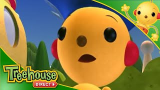 getlinkyoutube.com-Rolie Polie Olie - Treasure Of The Rolie Polie Madre / Lost And Found / Zowie's Petals - Ep.47
