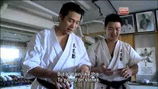 White Crane Documentary with Captions