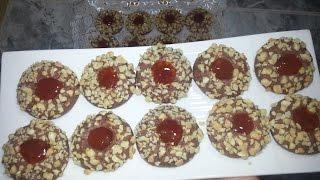 getlinkyoutube.com-حلوة المشوكة \حلوى ساهلة بالكاكاو  والكاوكاو \حلوى اقتصادية