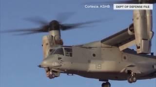 Un cabo de Wichita podría ser uno de los marines que murió en un accidente aéreo