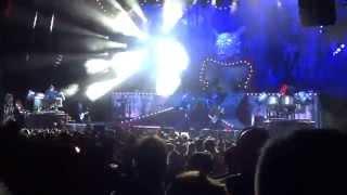 getlinkyoutube.com-Slipknot - XIX & Sarcastrophe - Tinley Park IL 8/15/15