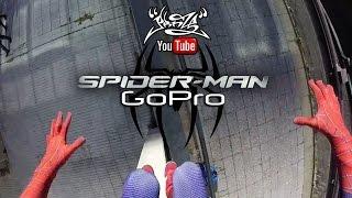 getlinkyoutube.com-Spiderman GoPro HERO (Parkour)