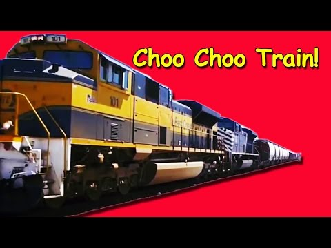 Train song for kids
