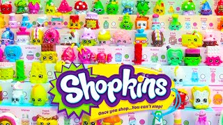 getlinkyoutube.com-30 Shopkins Season 1 2nd Full Case Unboxing 60 Shopkins Blind Bags 7 Ultra Rares
