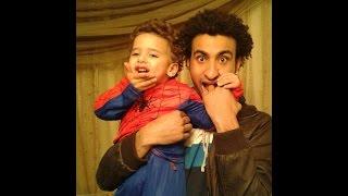 getlinkyoutube.com-صور عائلية وشخصية لعلى ربيع نجم تياترو مصر