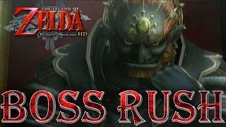 getlinkyoutube.com-The Legend of Zelda: Twilight Princess HD - Boss Rush (No Damage, Hero Mode)