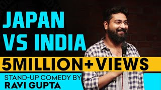 SEX, Japan Vs India | Stand-up Comedy by Ravi Gupta width=