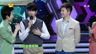 getlinkyoutube.com-20120505 快乐大本营 苏有朋+吴奇隆 部分