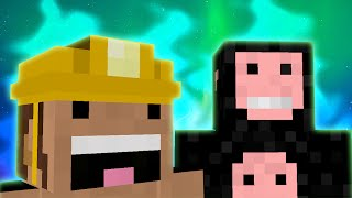 getlinkyoutube.com-パンツとサルの遭難Minecraft - 黄昏の森1章 実況 - #1 前編