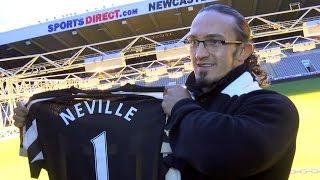 getlinkyoutube.com-Adrian Neville's Newcastle homecoming