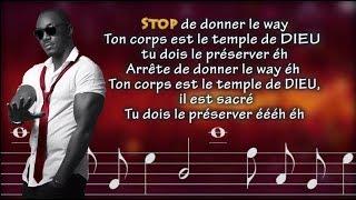 Shaoleen- L'homme de ta vie (Vidéo Lyrics) Officiel