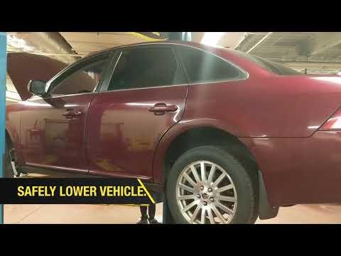 Monroe   Quick-Strut Install on Ford Five Hundred/Mercury Montego