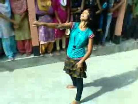 step up dance local gril lohajani