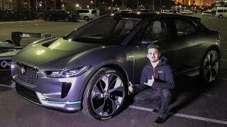 THE NEW JAGUAR CONCEPT CAR!!
