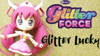 getlinkyoutube.com-Glitter Force Smile Precure Glitter Lucky Custom Tutorial MLP | Start With Toys