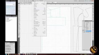 getlinkyoutube.com-Pattern Drafting Using Adobe Illustrator: Brief Overview