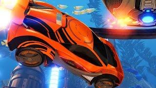 getlinkyoutube.com-MY BEST GAME EVER? - Rocket League – Online Gameplay Part 58