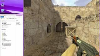getlinkyoutube.com-Counter-Strike 1.6 AimBot + Wallhack [WORKING 2016]