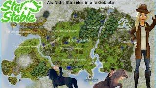 Star Stable - Als Nicht Starrider in alle Gebiete [ Bug geht / Infobox ]