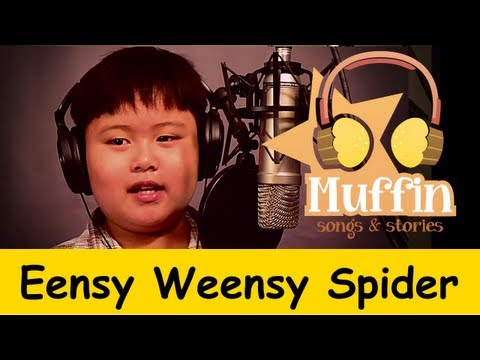 Eensy Weensy Spider (Itsy Bitsy)| nursery rhymes & children songs with lyrics -QZA6oEPZrL0