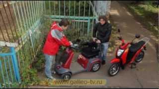 getlinkyoutube.com-Проверено «Галилео» (часть 8). Велогибриды и электроскутеры