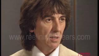 George Harrison- Interview (Traveling Wilburys) on Countdown 1990