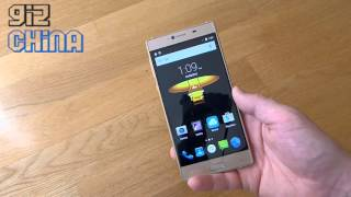 getlinkyoutube.com-Elephone M2 unboxing and hands on