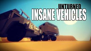 getlinkyoutube.com-Military Vehicles - Unturned Mod Showcase - Unturned 3.12.1.0