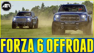 getlinkyoutube.com-Forza 6 Online : NEW OFFROAD / RALLY LOCATION!!!