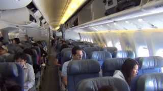 getlinkyoutube.com-Air Canada Flight 001: Toronto to Tokyo on the 777-300ER Trip Report