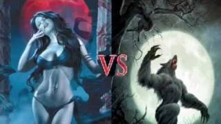 getlinkyoutube.com-vampires vs werewolfs