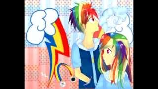 getlinkyoutube.com-Rainbow Dash x Rainbow Blitz (You and I Tonight)
