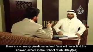 Sunni professor converting to Shia Islam | The True Islam |